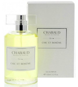 Chabaud Maison de Parfum Chic et Boheme