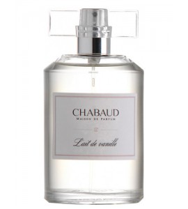 Chabaud Maison de Parfum Lait De Vanille