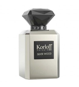 Korloff Paris Private Silver Wood