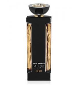 Lalique Noir Premier: Fleur Universelle 1900