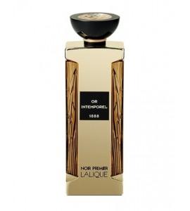 Lalique Noir Premier: Or Intemporel 1888